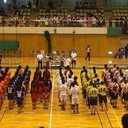 愛知県中学校総合体育大会ハンドボール競技の部(名古屋地区予選)